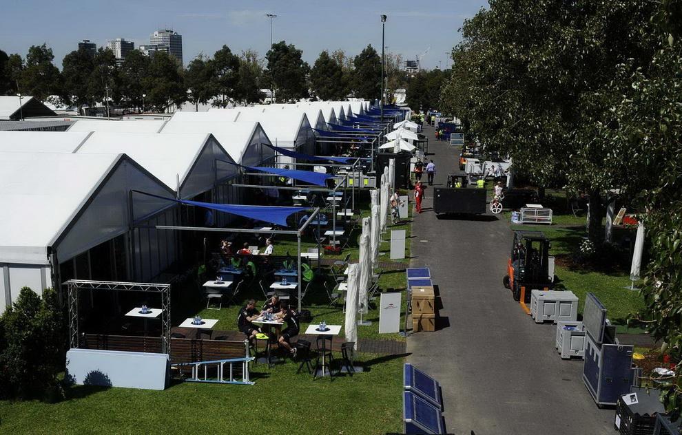 5121 За кулисами Гран При Австралии 2012: фоторепортаж