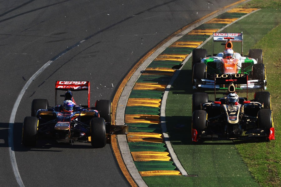 5122 За кулисами Гран При Австралии 2012: фоторепортаж