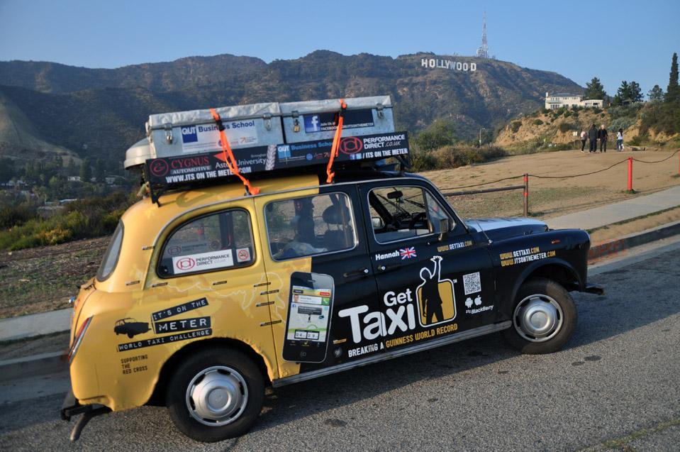 5134 Вокруг света на черном лондонском такси