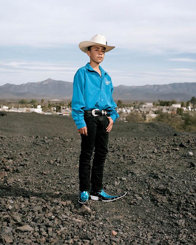 5178 Новое увлечение Мексики: остроносые туфли для танцев