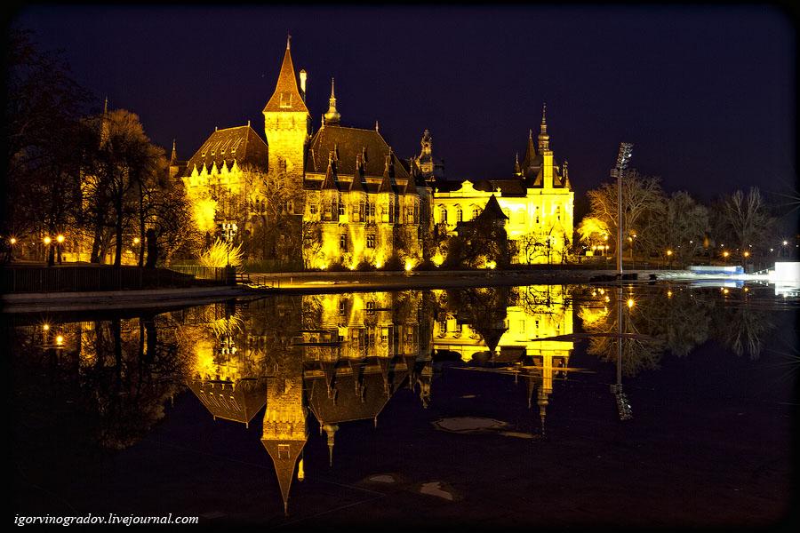 5184 Ночной Будапешт