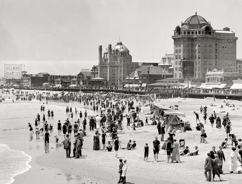 5186 Американские мегаполисы сто лет тому назад