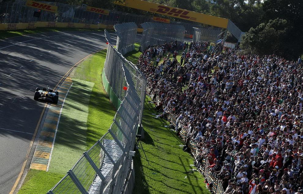 5313 За кулисами Гран При Австралии 2012: фоторепортаж