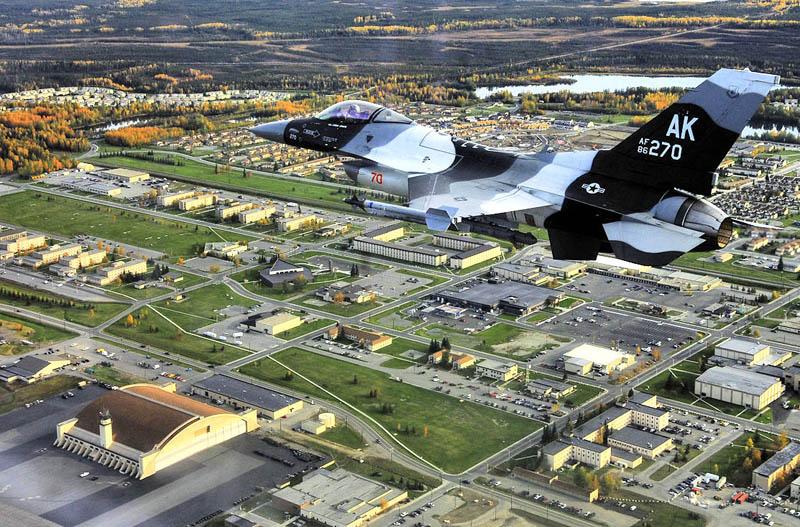 536 16 баз ВВС и флота США
