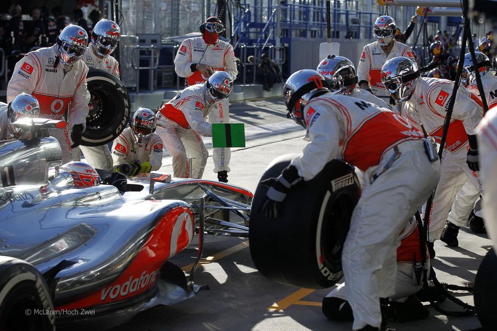 5413 За кулисами Гран При Австралии 2012: фоторепортаж