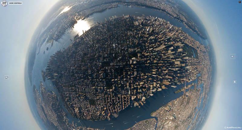 543 Топ 10 панорамных фото городов мира