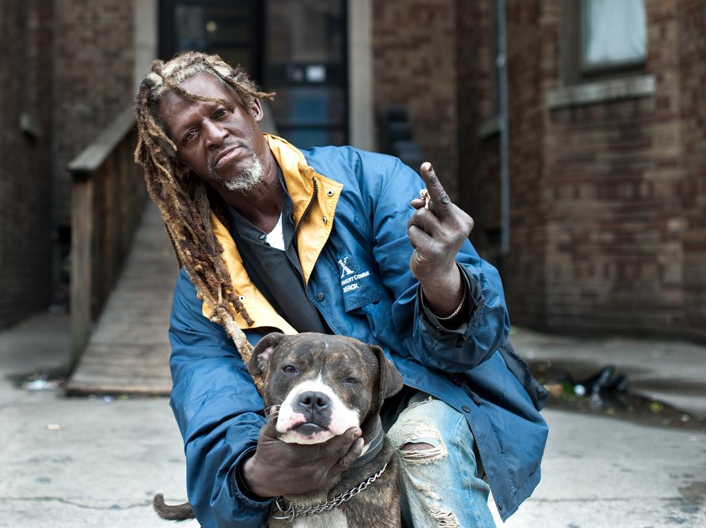 544 Истории наркозависимых в южном Бронксе (Часть 1)