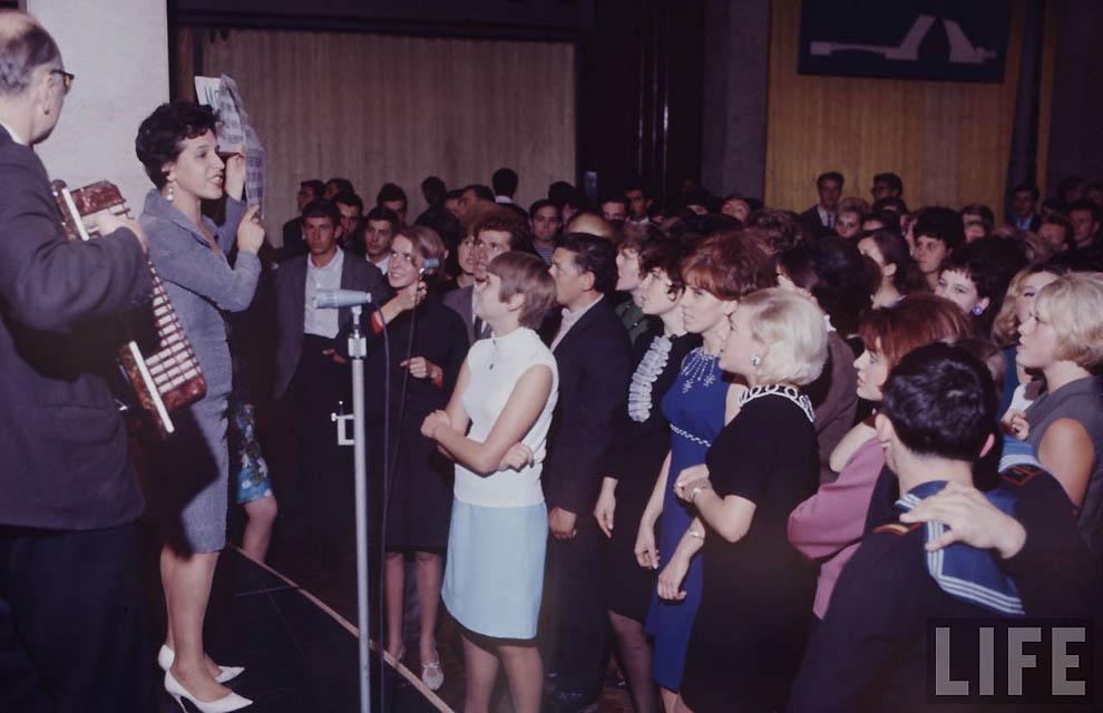 551 Советская молодежь 60 х глазами американского фотографа