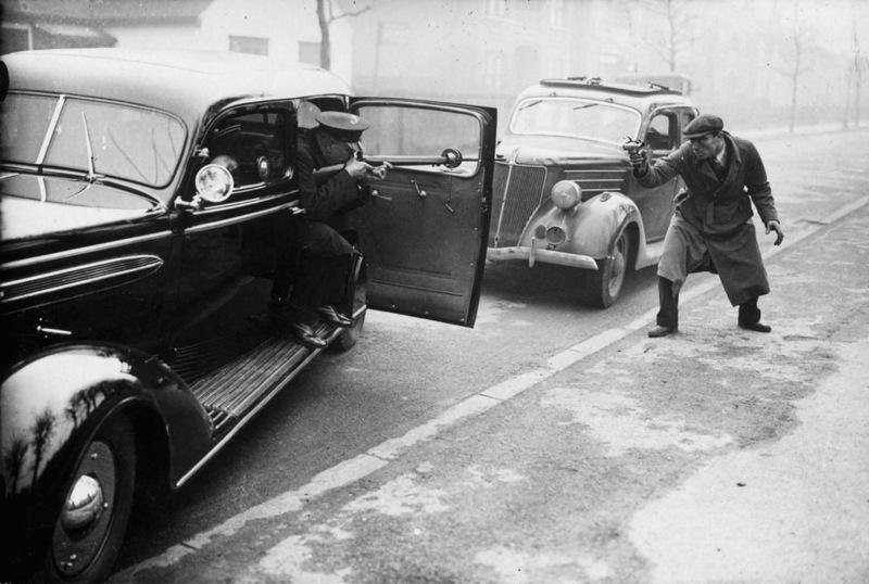 5514警察、1930年の1890です