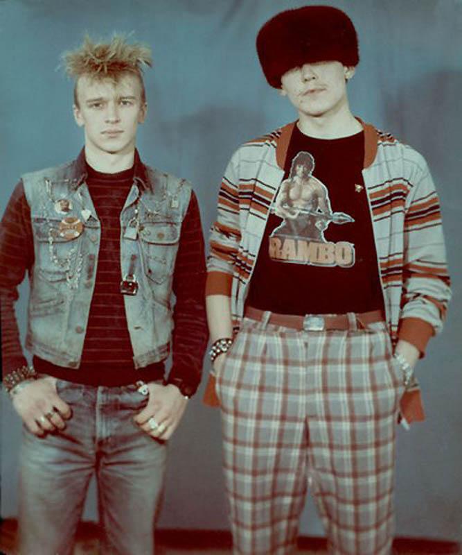 5611 Самая неформальная молодежь СССР в 70 90 е годы