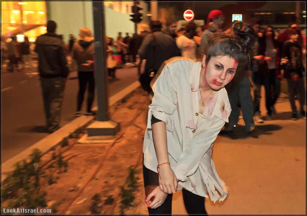 571 Зомби на улицах Тель Авива – Zombie Walk Tel Aviv