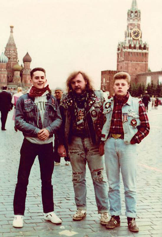 5710 Самая неформальная молодежь СССР в 70 90 е годы