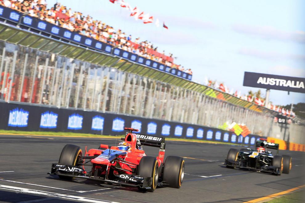 5711 За кулисами Гран При Австралии 2012: фоторепортаж