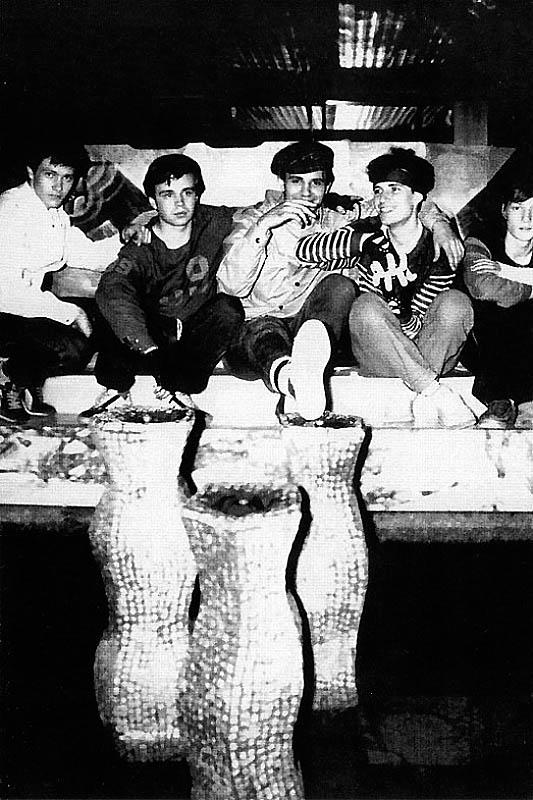583 Самая неформальная молодежь СССР в 70 90 е годы