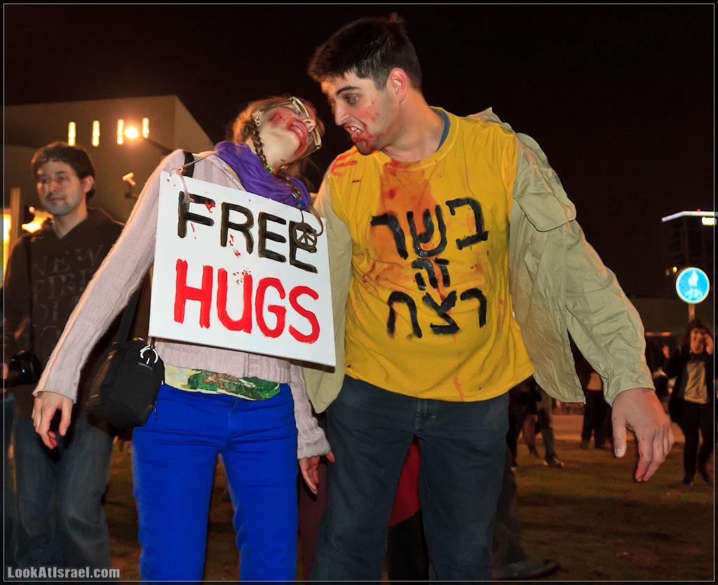 591 Зомби на улицах Тель Авива – Zombie Walk Tel Aviv