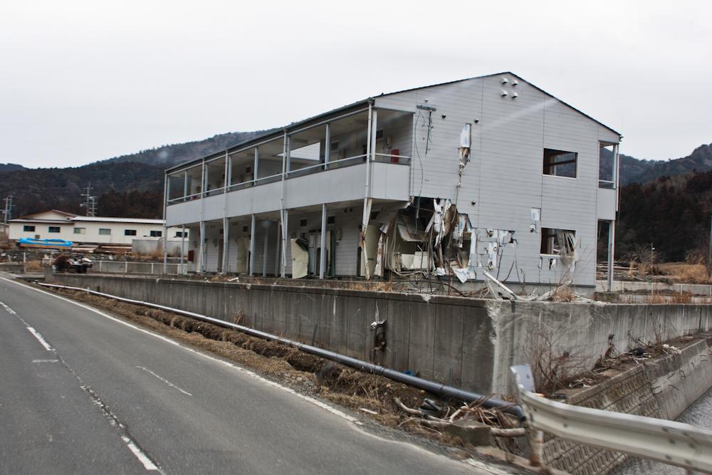 599 Япония в зоне бедствия   волонтерские приключения