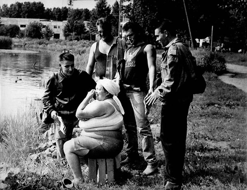 602 Самая неформальная молодежь СССР в 70 90 е годы