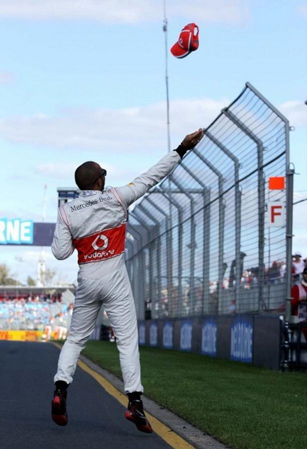 603 За кулисами Гран При Австралии 2012: фоторепортаж