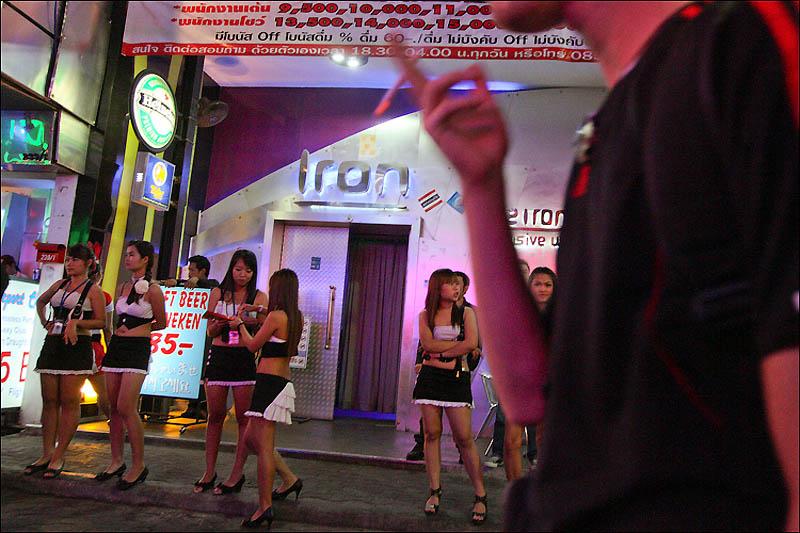 6115 Паттайя как мекка секс туризма