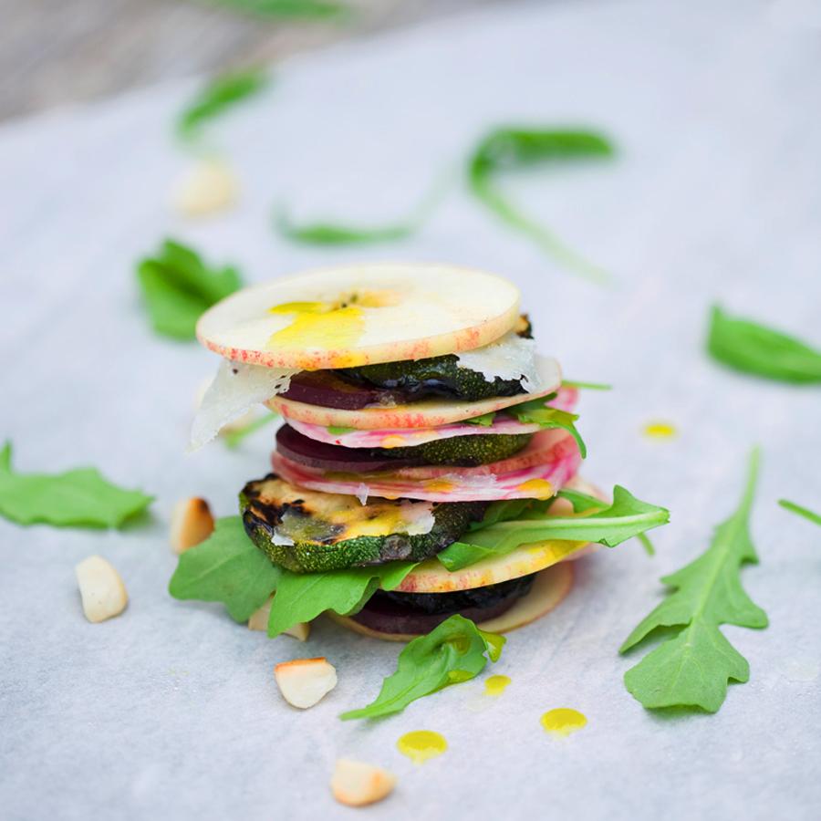 6117 8 креативных салатов, которые радуют взгляд