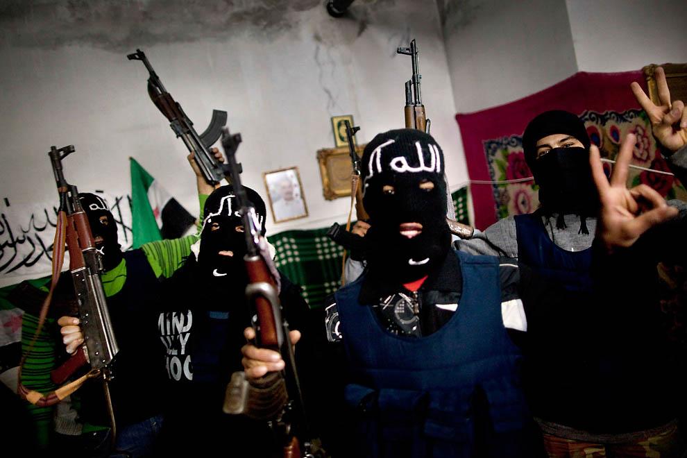 6127 Сирия: взгляд изнутри