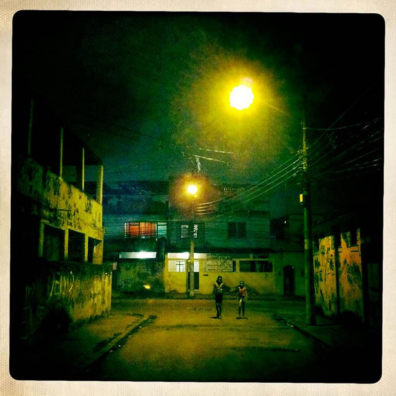 6155 Кокакабана: улицы трущоб Рио