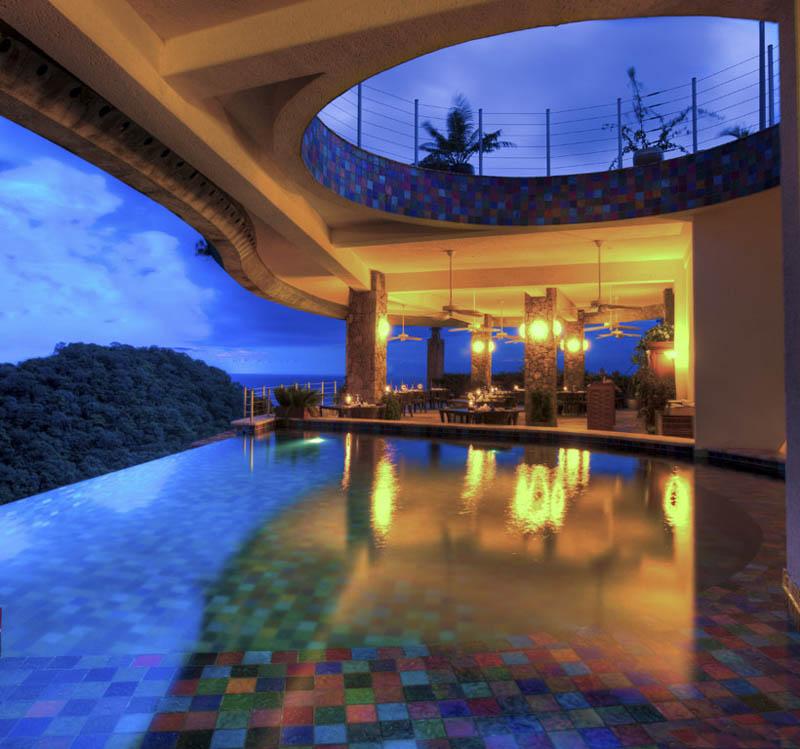 6159 Курорт Джейд Маунтин в Сент Люсии: инфинити бассейн в каждом номере
