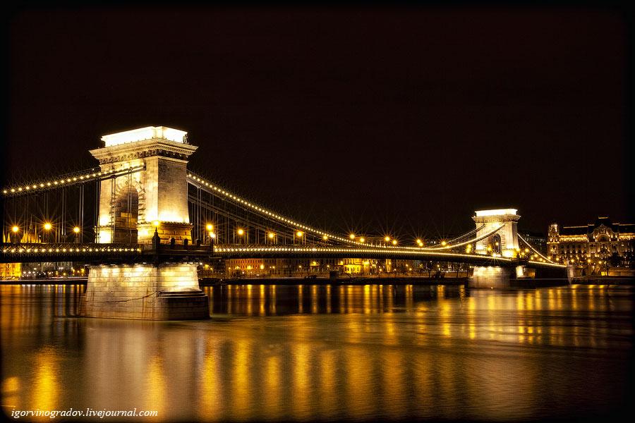 6184 Ночной Будапешт