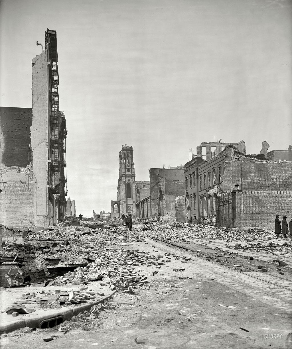 6186 Американские мегаполисы сто лет тому назад
