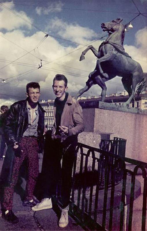 6212 Самая неформальная молодежь СССР в 70 90 е годы
