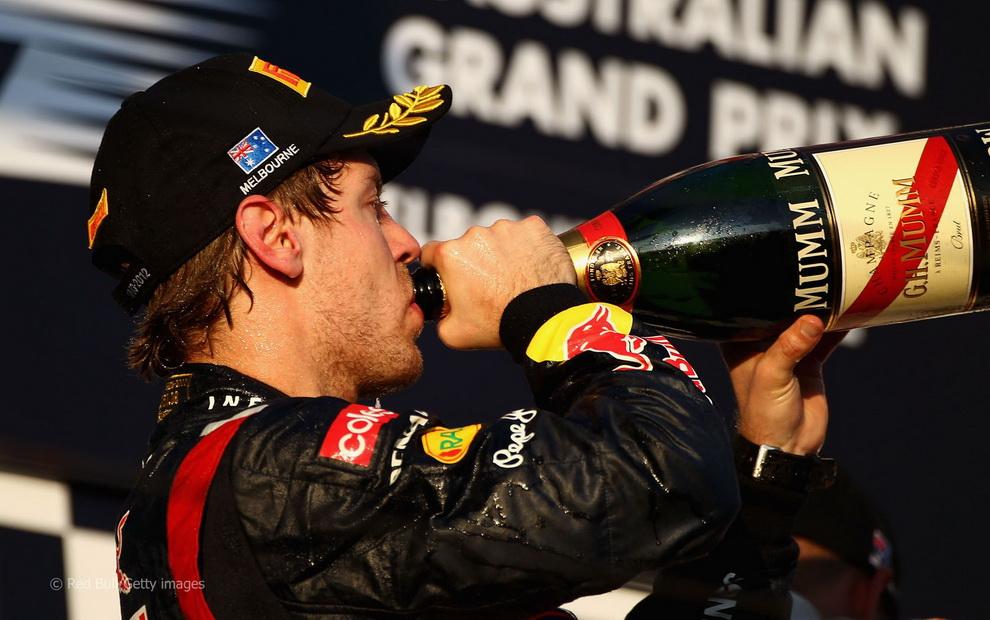 6213 За кулисами Гран При Австралии 2012: фоторепортаж
