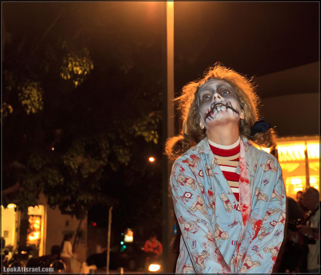 6310 Зомби на улицах Тель Авива – Zombie Walk Tel Aviv