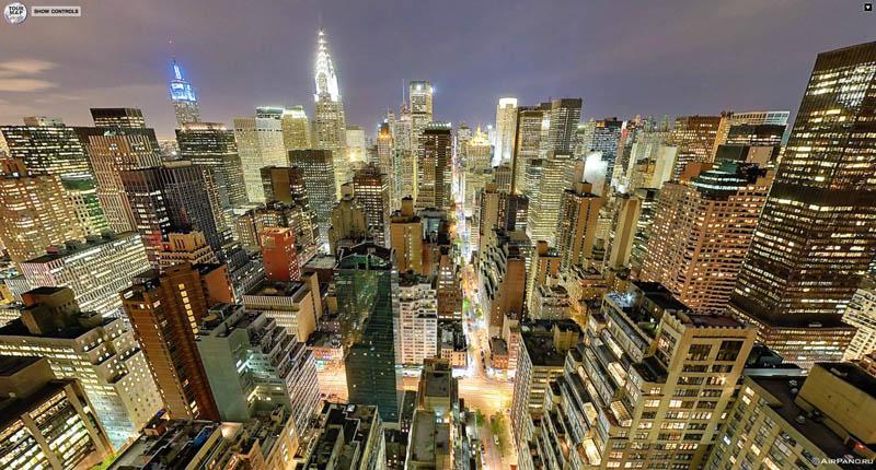 643 Топ 10 панорамных фото городов мира