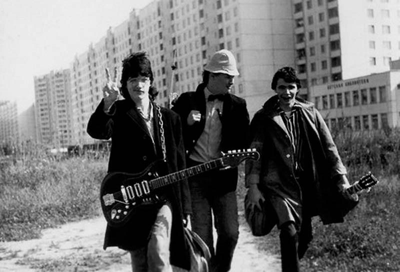 684 Самая неформальная молодежь СССР в 70 90 е годы