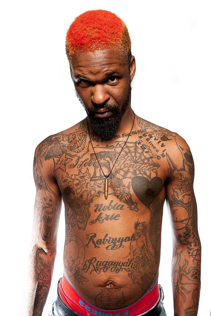 69129496 Фотопортреты с фестиваля татуировок в Филадельфии