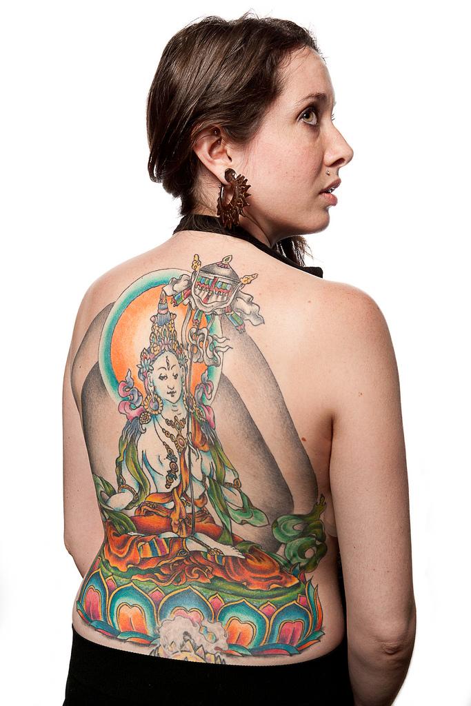 69129821 Фотопортреты с фестиваля татуировок в Филадельфии