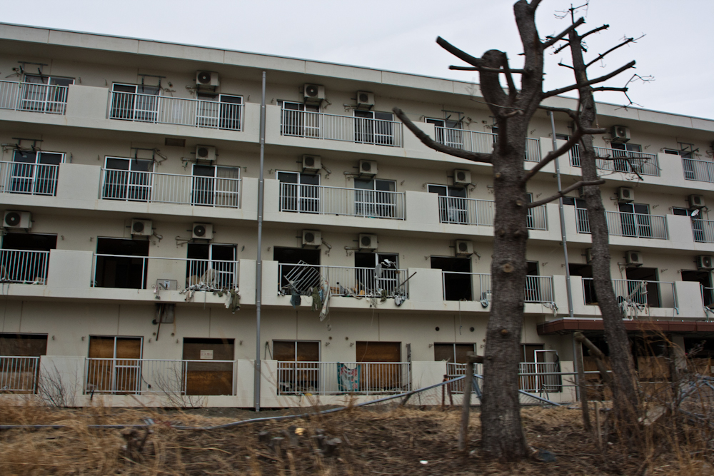 699 Япония в зоне бедствия   волонтерские приключения