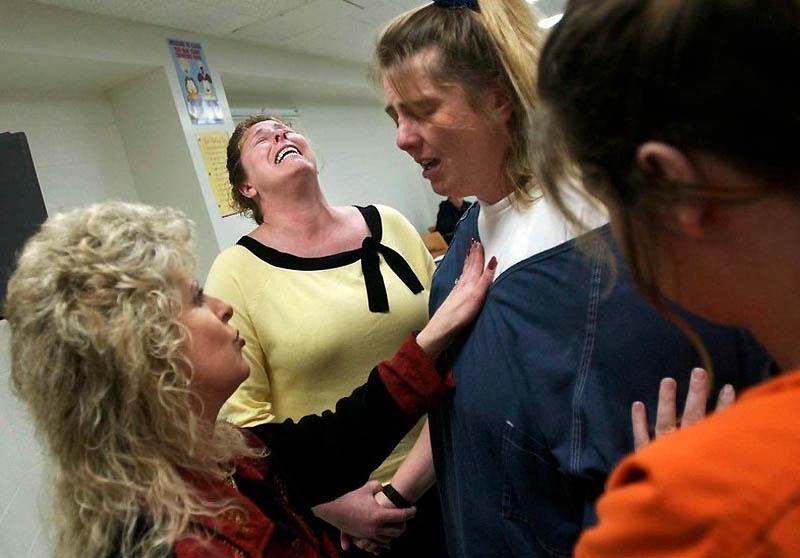 7101 Жертвы метамфетамина в США