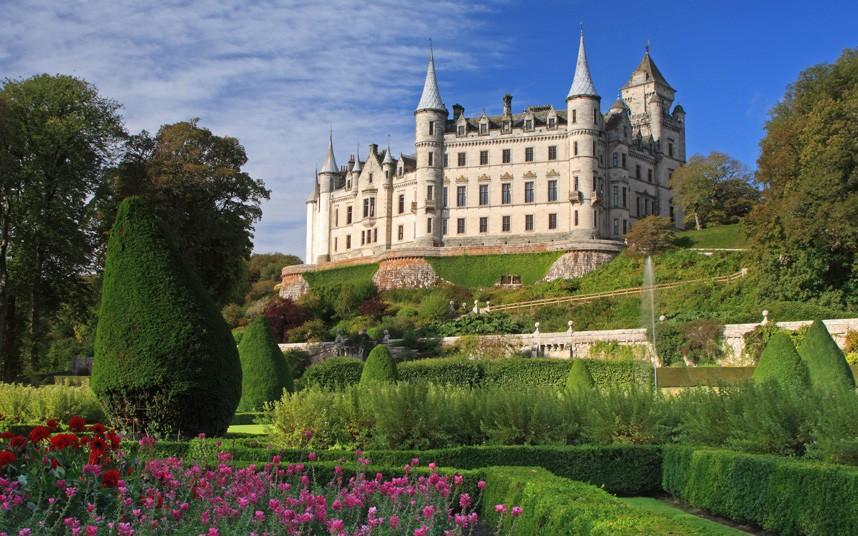 7109 Прекрасные замки Британии