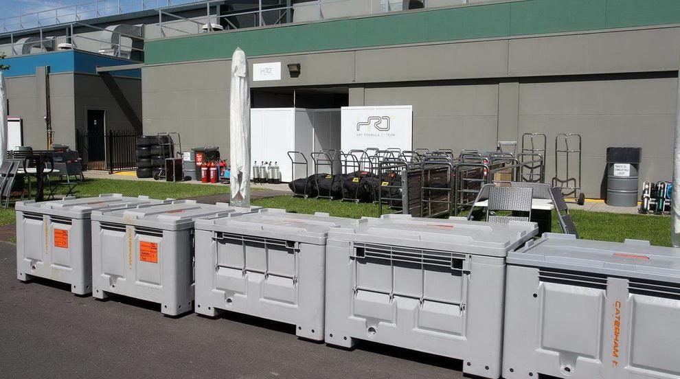 7119 За кулисами Гран При Австралии 2012: фоторепортаж