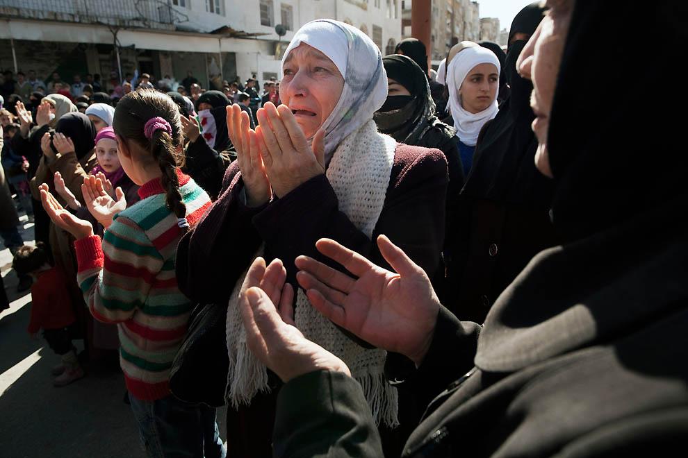 7124 Сирия: взгляд изнутри