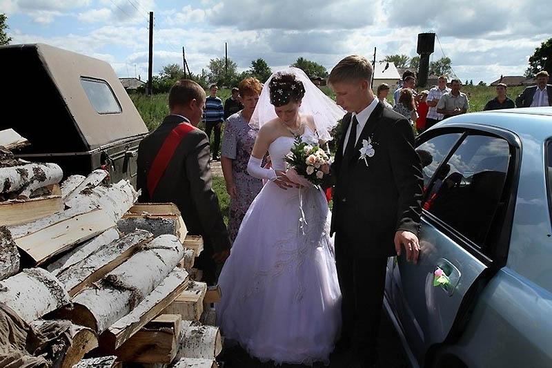 7143 Свадьба без гламура