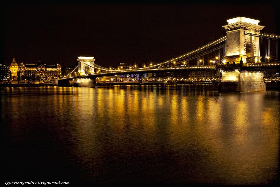 7176 Ночной Будапешт