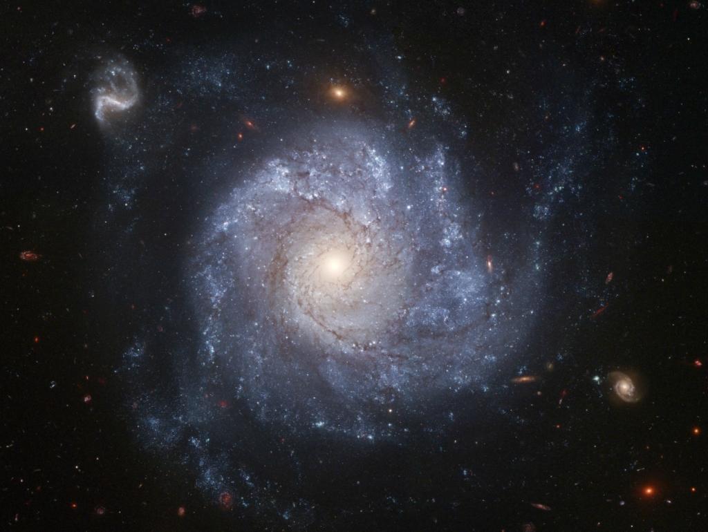 7180 Большое фотопутешествие вкосмос стелескопом Хаббл