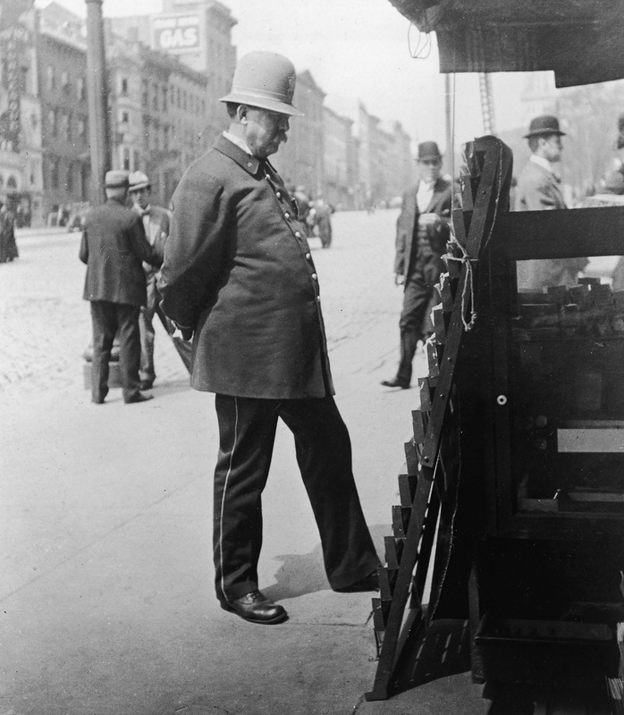7181 Полицейские, 1890 е   1930 е.
