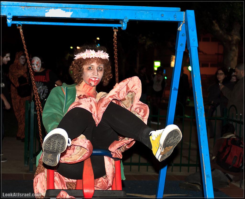 7310 Зомби на улицах Тель Авива – Zombie Walk Tel Aviv