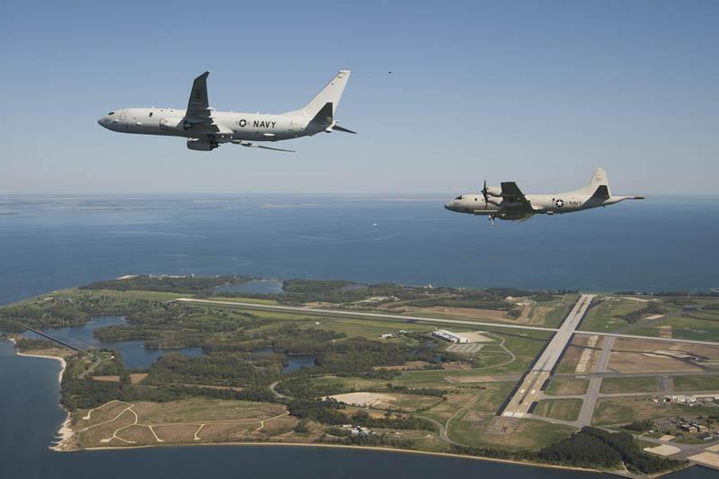 736 16 баз ВВС и флота США