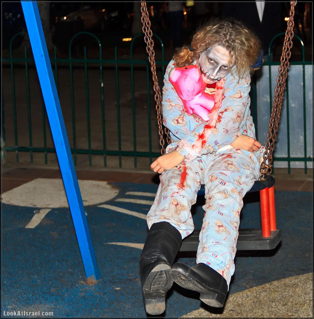 7410 Зомби на улицах Тель Авива – Zombie Walk Tel Aviv