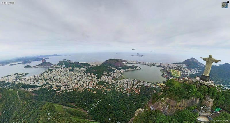 743 Топ 10 панорамных фото городов мира