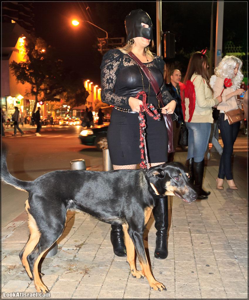 754 Зомби на улицах Тель Авива – Zombie Walk Tel Aviv